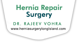 Hernia Repair Surgery - DR. Rajeev Vohra